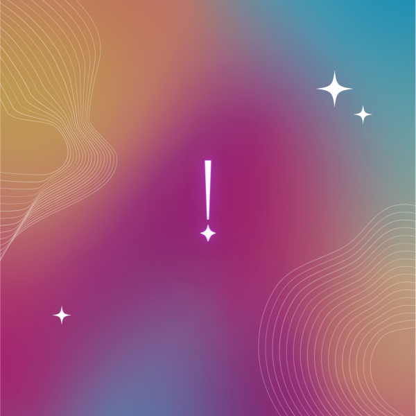 Gold Dark Pink and Blue Relaxing Gradients I Miss You Friend Instagram Post (4)