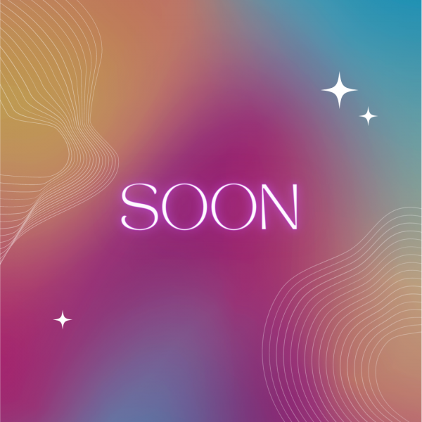 Gold Dark Pink and Blue Relaxing Gradients I Miss You Friend Instagram Post (2)